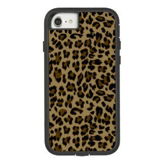 De hoesje-Partner van de Druk van de luipaard Case-Mate Tough Extreme iPhone 8/7 Hoesje