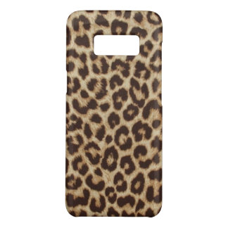 De hoesje-Partner van de Druk van de luipaard het Case-Mate Samsung Galaxy S8 Hoesje