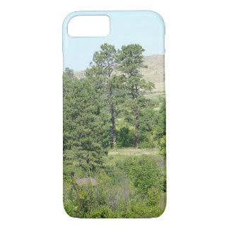 De hoge Fotografie van de Woestijn iPhone 7 Hoesje