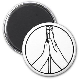 De hoge Vijf magneten van het Teken van de Vrede