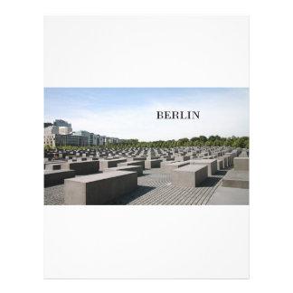 De Holocaust van Duitsland Berlijn St K Folders