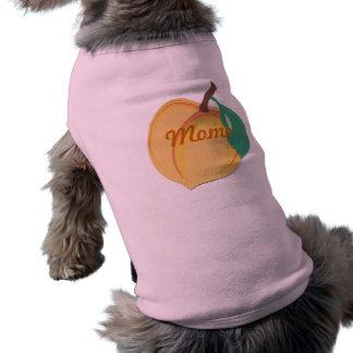 De Hond T van de perzik T-shirt