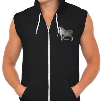 De Hond van Aussie Sweatshirt Met Hoodie
