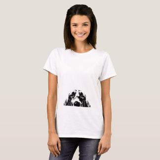 De Hond van Basset Hound T Shirt