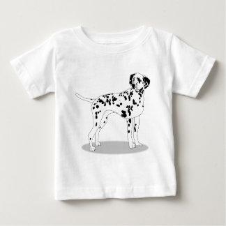 De Hond van Dalmation Baby T Shirts