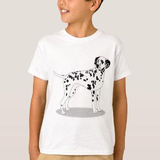 De Hond van Dalmation T Shirt