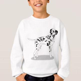 De Hond van Dalmation Trui