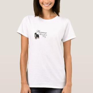 De Hond van de Berg van Bernese T Shirt