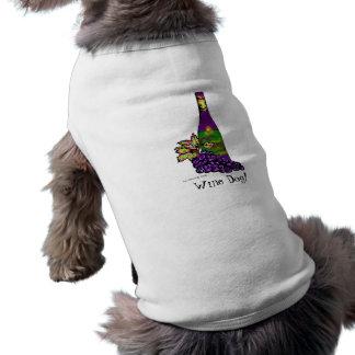 De Hond van de wijn! - De Kleding van het huisdier