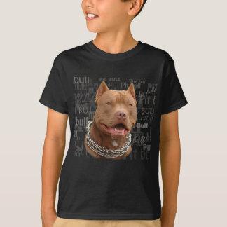De hond van Pitbull T Shirt