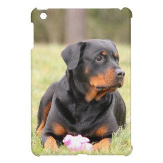 De Hond van Rottweiler iPad Mini Cover