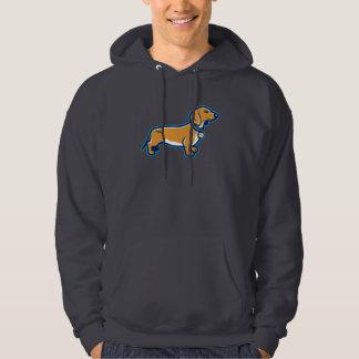 De Hond van Weiner Hoody