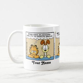 """De """"honden het Stripverhaal van Garfield Koffiemok"""