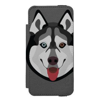 De honden van de illustratie zien Siberische Schor