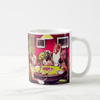 De Honden van de pook: Gewaagde Bluff Koffiemok