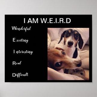 De honden van Weiner Poster