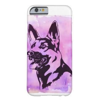 De hondhoesje van de Duitse herder Barely There iPhone 6 Hoesje