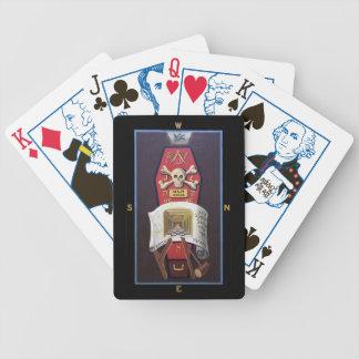 De hoofd Speelkaarten van de Metselaar Poker Kaarten