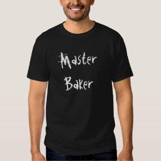 De hoofd t-shirt van Baker