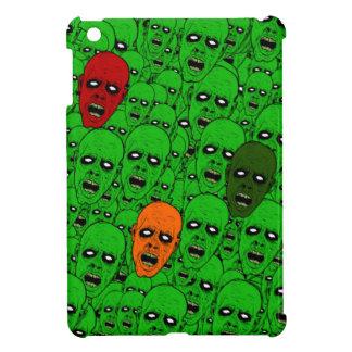 De Hoofden van de Zombie van Undead, gloeiende iPad Mini Cases
