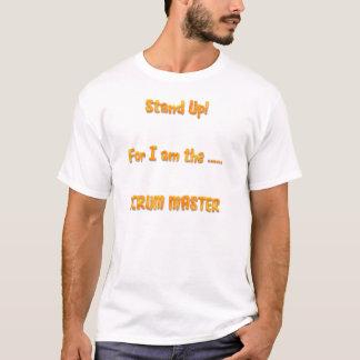De HoofdT-shirt van het scrum T Shirt