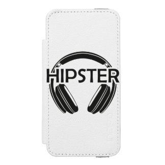 De Hoofdtelefoons Hipster van de muziek