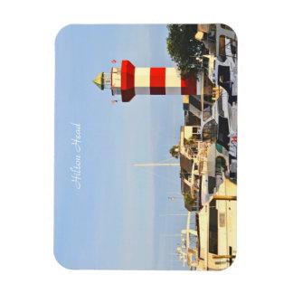 De HoofdVuurtoren van Hilton, fotografie, op Magneet