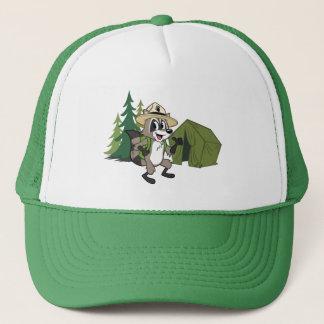 De Hooimijt van de boswachter | Grote Amerikaanse Trucker Pet