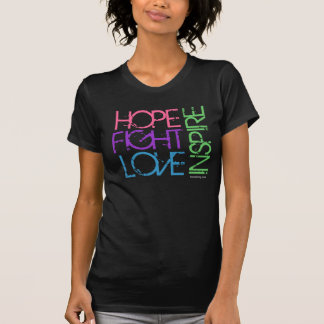 De hoop, Strijd, Liefde, inspireert T Shirt