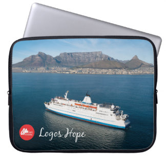 De Hoop van emblemen in Laptop van Cape Town Laptop Sleeve
