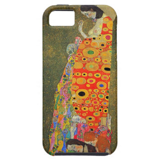 De Hoop van Gustav Klimt Abandoned Tough iPhone 5 Hoesje