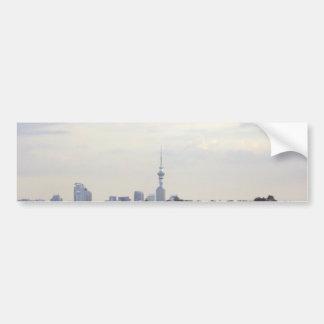 De Horizon van Auckland Bumpersticker