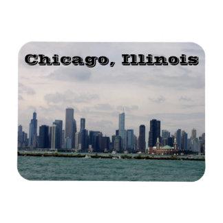 De Horizon van Chicago Magneet