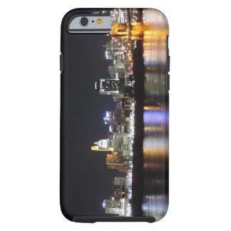 De horizon van Cincinnati bij nacht Tough iPhone 6 Hoesje