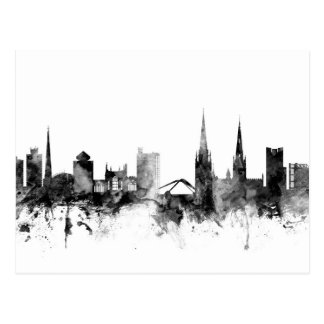 De Horizon van Coventry Engeland Briefkaart