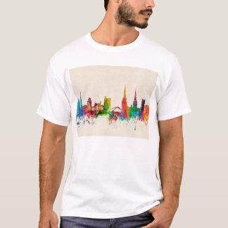 De Horizon van Coventry Engeland T Shirt
