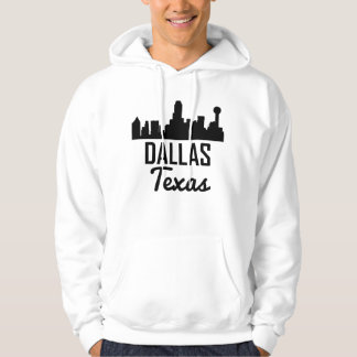 De Horizon van Dallas Texas Hoodie