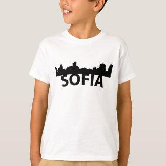 De Horizon van de boog van Sofia Bulgarije T Shirt