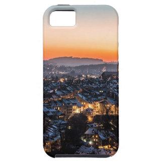 De Horizon van de Nacht van Bern Zwitserland Tough iPhone 5 Hoesje
