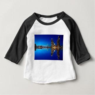De Horizon van de Nacht van Rotterdam Baby T Shirts