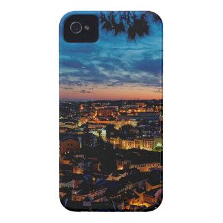 De Horizon van de Reis van Lissabon iPhone 4 Hoesje