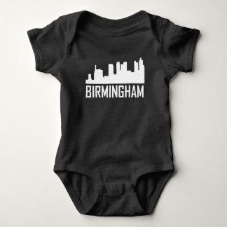 De Horizon van de Stad van Birmingham Alabama Romper
