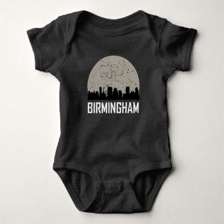 De Horizon van de Volle maan van Birmingham Romper
