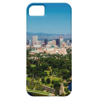 De Horizon van Denver Barely There iPhone 5 Hoesje