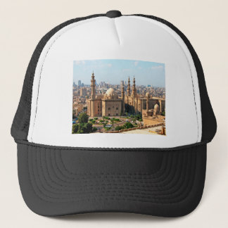 De Horizon van Egypte van Cario Trucker Pet