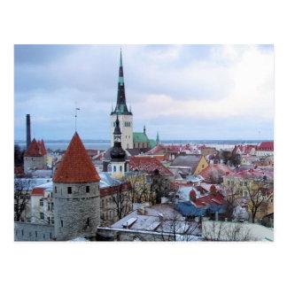 De Horizon van Estland Briefkaart