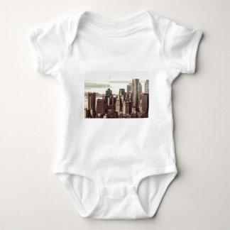 De Horizon van het Lower Manhattan - Uitzicht van Romper
