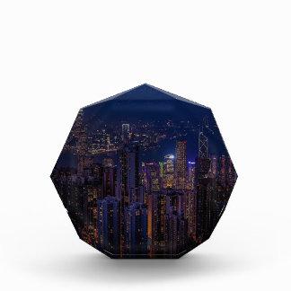 De Horizon van Hong Kong Acryl Prijs