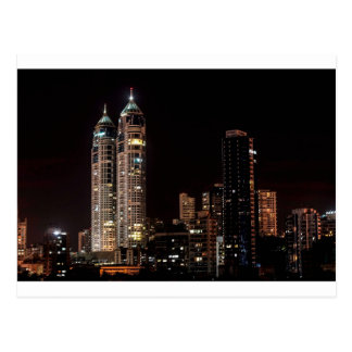 De Horizon van India van Mumbai Briefkaart
