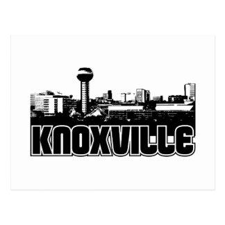 De Horizon van Knoxville Briefkaart